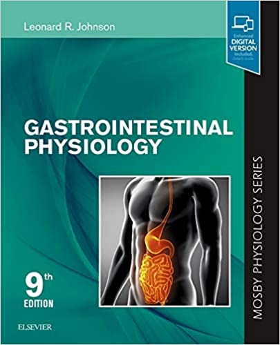 Gastrointestinal Physiology E-Book (Mosby's Physiology Monograph), 9th Edition - Original PDF