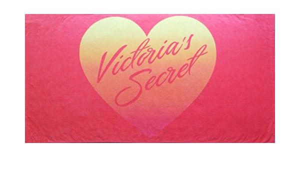 Victoria Secret Rosa Toalla Playa capas Toalla de sauna Toalla Nuevo: Amazon.es: Belleza