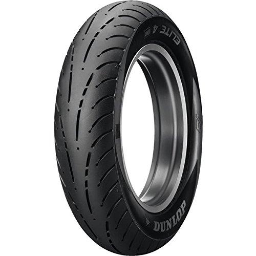 Dunlop Elite 4 Rear Motorcycle Tire 160/80B-16 (80H) - Fits: Honda Gold Wing Aspencade GL1500A 1991-2000