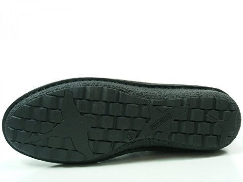 01G Schwarz Zapatos Mocasines hombre Chile Pikolinos de cuero 3070 para vxTS7