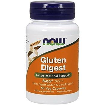 NOW Gluten Digest,60 Veg Capsules