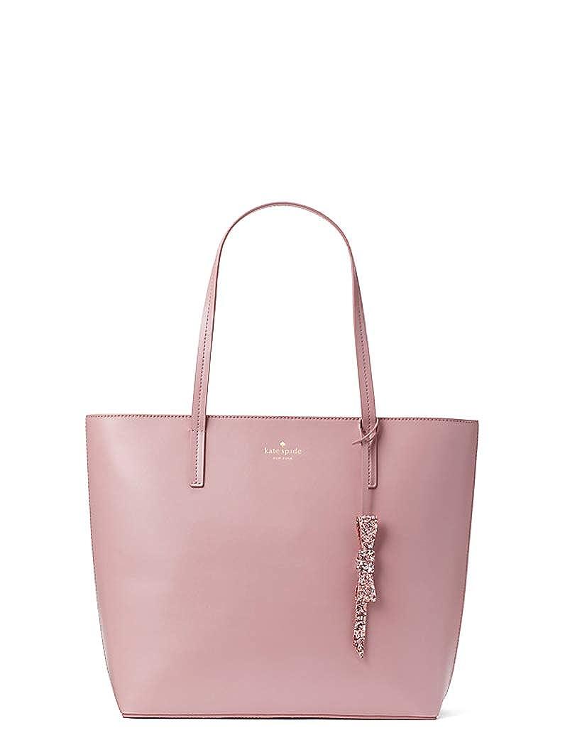 Amazon.com  Kate Spade Seton Drive Karla Smooth Leather Tote Shoulder Bag  Purse Handbag (Black)  Shoes 538eb9c8a35c0