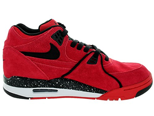 Nike Air Flight 89 Gym red/Black/White 306252 600 Zapatillas para hombre, color rojo, talla 46