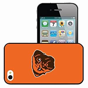Personalized iPhone 6 plus 5.5 Cell phone Case/Cover Skin Nfl Cleveland Browns 9 Sport Black