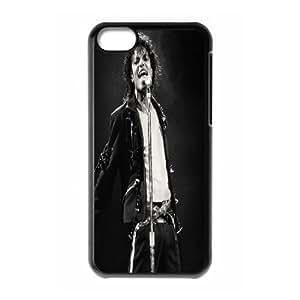 Michael Jackson iPhone 5c Cell Phone Case Black 91INA91280497