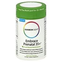 Rainbow Light Prenatal 35 Plus Multi-Vitamin, 30 Count by Rainbow Light