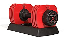 Stamina X 50 lb. Versa-Bell Dumbbell