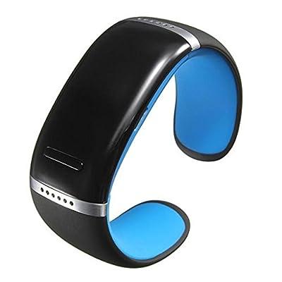Oneisall(TM) L6 Waterproof Wireless Activity Sleep Wristband TPU Band Smart Sport Tracker,Blue
