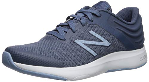 (New Balance Women's Ralaxa V1 CUSH + Walking Shoe Vintage Indigo/deep Porcelain Blue 10.5 D US)