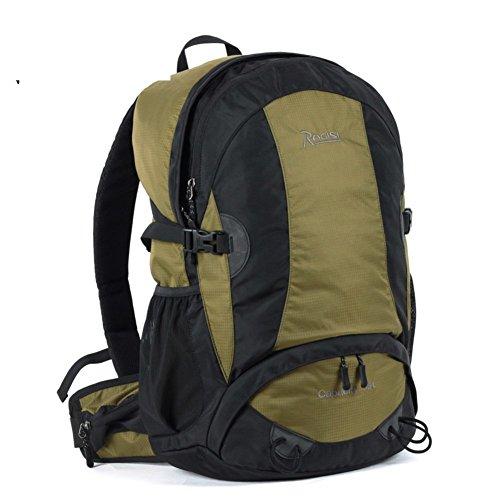 Sincere® Verpackung / Rucksäcke / Mobil / Ultraleicht im Freien wasserdichte Wanderwanderrucksack / 35L Männer und Frauen von Freizeit-Sporttasche-Grün 35L