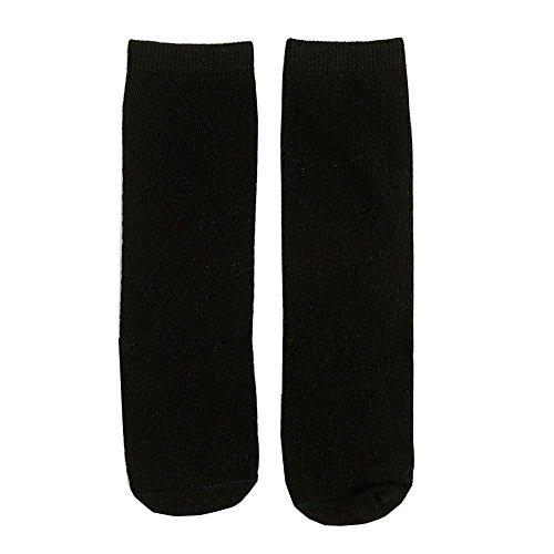 Mickey Black Socks - 9