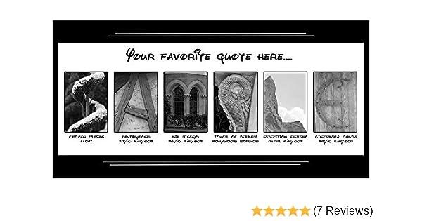 Amazon.com: Personalized Walt Disney Artwork - Customized with your ...