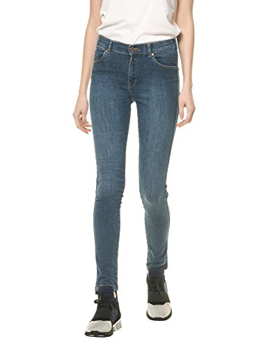dr-denim-jeansmakers-womens-lexy-cotton-stretch-jeans-in-size-s-blue