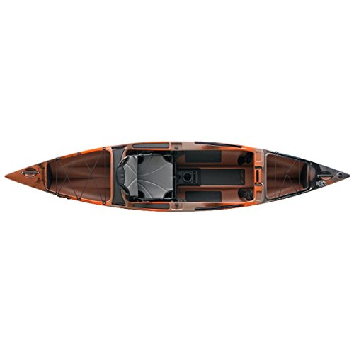 Native Watercraft Ultimate FX 12 Kayak Copperhead (orange blend)