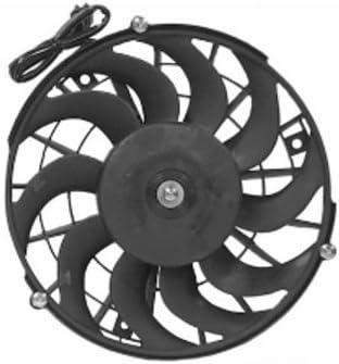 Van Wezel 3776751 Ventilador, condensador del aire acondicionado: Amazon.es: Coche y moto