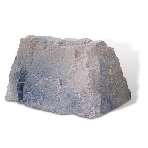 Replicated Rock - Long - Riverbed (Riverbed) (21'' H x 39'' L x 21'' D)