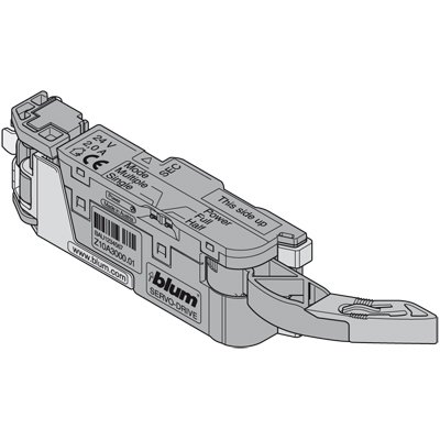Servo Unit - Servo-Drive Drive Unit, 24V Dc