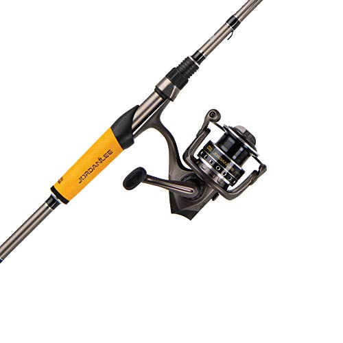 Abu Garcia Jordan Lee Spinning Reel and Fishing Rod Combo - JLEESP30/701M