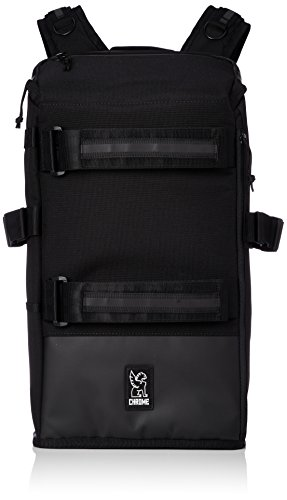 Chrome Industries Niko Camera Backpack Featured Custom Dividers 23 Liter Black