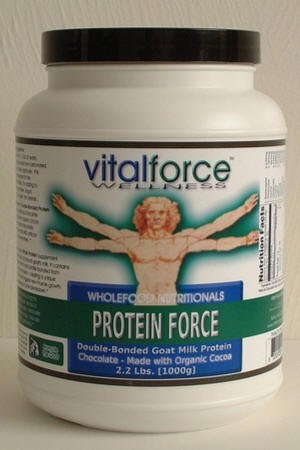 UPC 633924000148, Protein Force - Double-Bonded Goat Milk Protein 2.2lbs. [1000g]