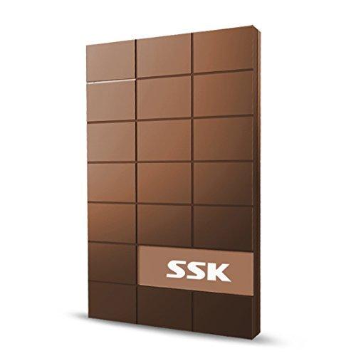 SSK SHE080 Portable USB 3.0 SATA Hard Drive Disk External Enclosure For 9.5mm 7mm 2.5