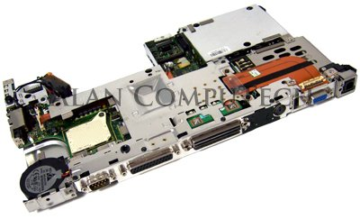 DELL - Dell Latitude C500/C600 System Board 1D197 (Laptop C500 Motherboard)