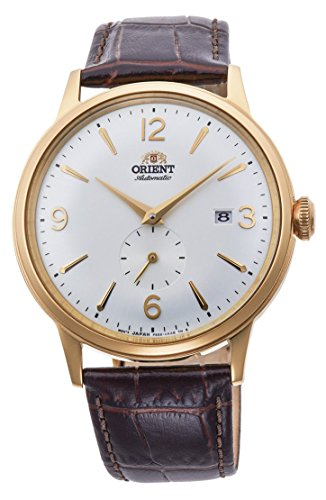 Orient Mechanical Classic Vintage Small Sub Seconds Watch Yellow Gold AP0004S