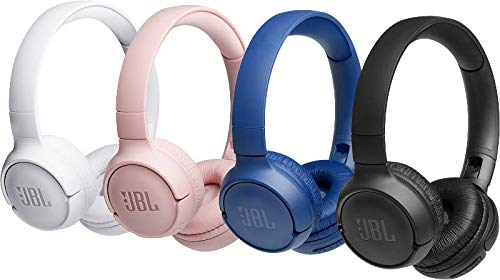 JBL T500 Over-Ear Lightweight Foldable Headphones with Pure Bass Sound With Bluetooth