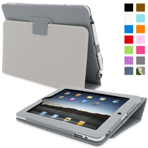 iPad Case Snugg8482 Cover Leather