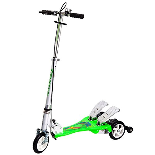 Ped Run Kids Pedaling Scooter Exercise product image