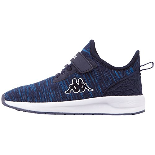 Bleu Sneakers White Paras Enfant Basses ML Mixte Kappa Navy 6710 qEOYUn
