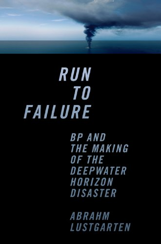 Run to Failure: BP and the Making of the Deepwater Horizon Disaster cover