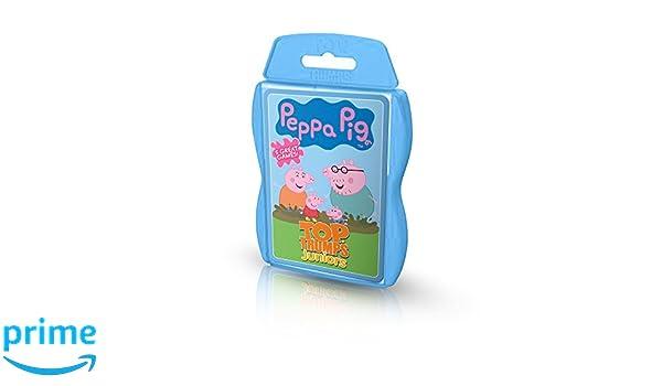 Top Trumps 032148 Peppa Pig: Amazon.es: Juguetes y juegos