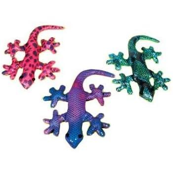 Colorful Glitter Sand Animal, 1-pc (Gecko/Lizard)