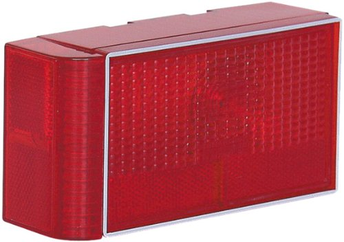 Dry Launch SP8RBW-EL13 SP8 Series Left Tail Light with Curved Side