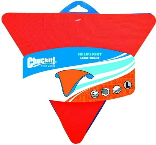 Dog Toy Large (Chuckit Amphibious Flying Ring)