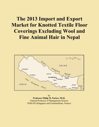 The 2013 Import and Export Market for Knotted Textile Floor Coverings Excluding Wool and Fine Animal Hair in Nepal