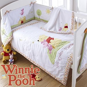 Trapunta Winnie The Pooh.Disney Winnie The Pooh Culla Trapunta Piumone E Paracolpi Nuovo