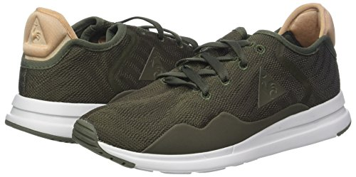 Sportif Metallic Mujer Zapatillas olive Vert Verde Gold Olive W Para rose Solas Gold Le Night Coq IFRxqw55f