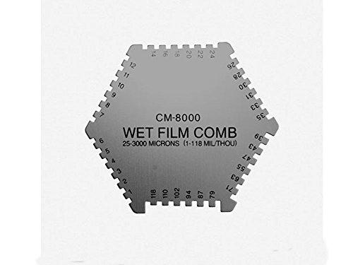 wet film comb - 9