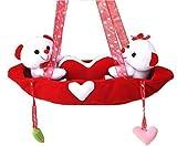 GOMANI Love Toy/Teddy/Teddy Bear In A love Boat/soft toy size(L 39 X H 18 CM)