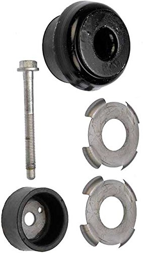 APDTY 035151 Truck Body Cab Rubber Mount Bolt & Washer Kit (Sold Individually; Replaces 11519402, 15018263, 15018264, 15053229, 15201142)