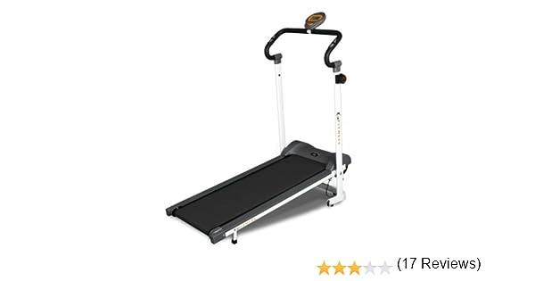 Diadora Walker 550 - Cinta andadora magnética: Amazon.es: Deportes ...