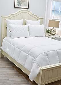 Amazon Com Panama Jack White Comforter Duvet Insert Extra