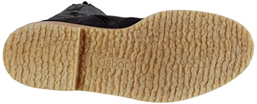 Gabor Women's Fashion Boots, Brown Blue (Pazifik 16)