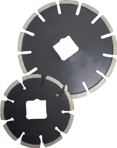 - Diamond Products Core Cut Diamond Product 16470 Premium Black First Cut Early Entry Diamond Blade 8 x .125 x 2.80