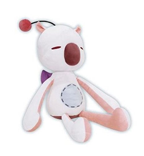 "Price comparison product image Final Fantasy XV FF15 Kuplu Kopo Moogle Big Plush Stuffed Doll 23"""