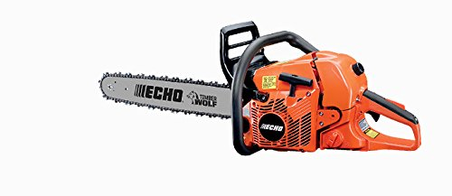 Chain Saw, Gas, 20 in. Bar, 59.8cc