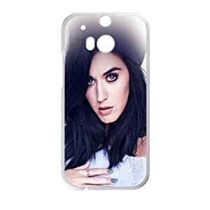 HTC One M8 Cell Phone Case White Katy Perry M2359339