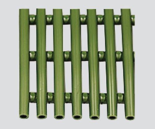ミヅシマ工業3-4921-02耐薬スノコマットソフトグリーン B07BD2NHZT